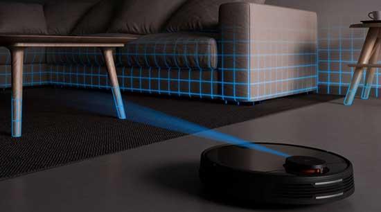 Mi Robot Vacuum-Mop-P