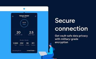 VPN extensions