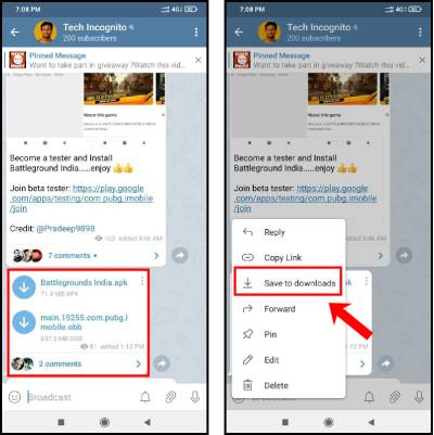 Download & Install Battleground mobile India